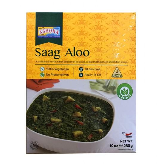 Ashoka Saag Aloo (280g)