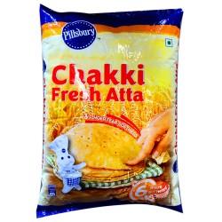 Chakki Fresh Atta (Wheat Flour) 5KG