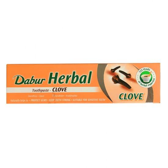 Dabur Herbal Clove Toothpaste (100ML)