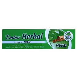 Dabur Herbal Toothpaste with Neem (100ML)