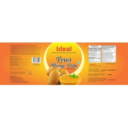 Ideal Mango Pulp 850G