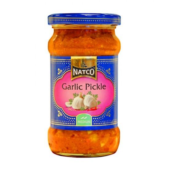 Natco Garlic Pickle 300G