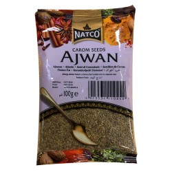 Natco Carom Seeds Ajwan (100g)