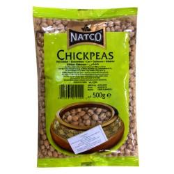 Natco Chickpeas (White) 500G