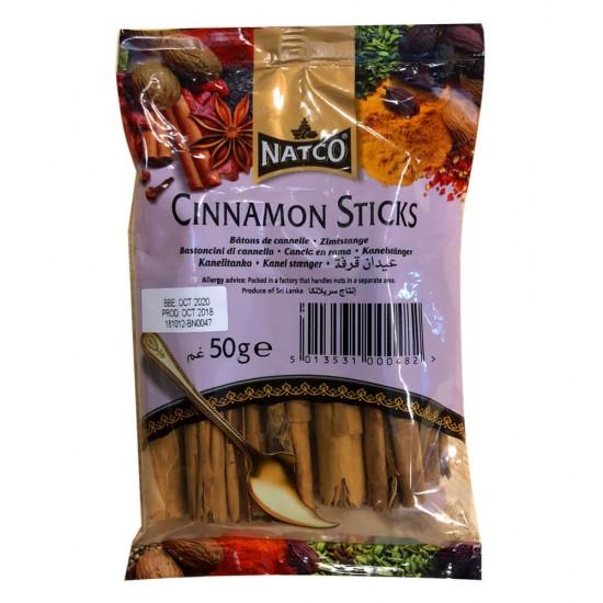 Natco Cinnamon Sticks (50g)
