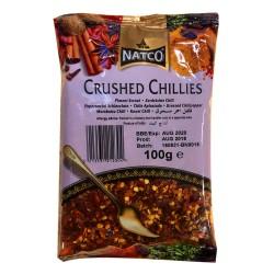 Natco Crushed Chili (100g)