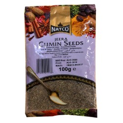 Natco Cumin Seeds (100g)
