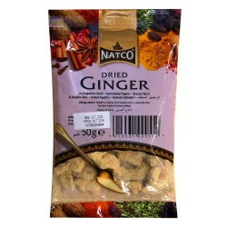 Natco Dried Ginger (50g)