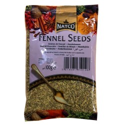 Natco Fennel Seeds (100g)