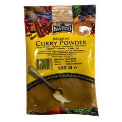Natco Madras Curry Powder (100g)
