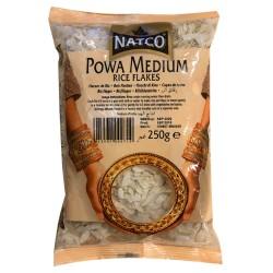 Natco Powa Medium Rice Flakes (250g)