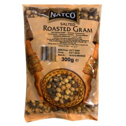 Natco Salted Roasted Chickpea (300g)