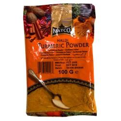 Natco Turmeric Powder (Haldi) (100g)