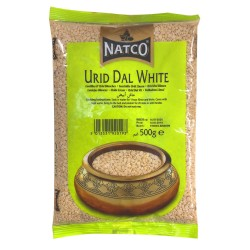 Natco White Urid Split Beans (Maash Dal) (500g)