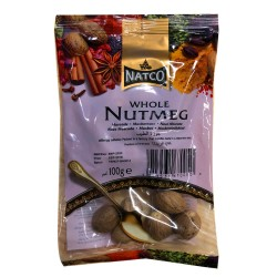 Natco Whole Nutmeg (100g)