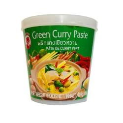 Thai Green Curry Paste Cock Brand 400G