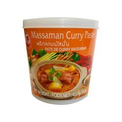 Thai Pasta Curry Massaman Cock brand 400 g