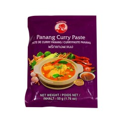 Thai Panang Curry Paste Cock Brand 50g