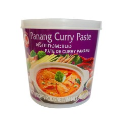 Thai Panang Curry Paste Cock Brand 400g