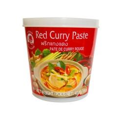 Cock brand thajská červená kari pasta 400 g