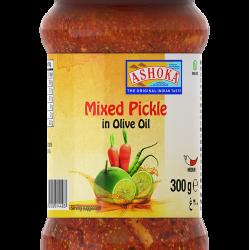 Ashoka Mixed Pickle In Olive Oil 300g