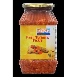 Ashoka Fresh Turmeric Pickle 500g