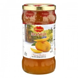 shezan mango jam 440g