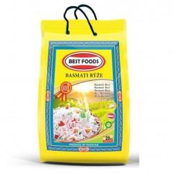 Best Foods Basmati Rice 20Kg