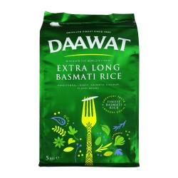 Daawat Extra Long Basmati Rice (5Kg)