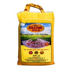 Golestan Gold Long Grain Sella Rice 1KG