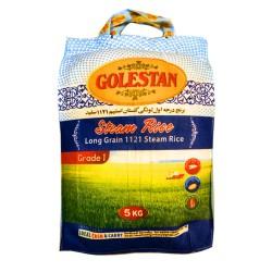 Golestan White Basmati Rice 5KG