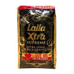 Laila Xtra Long Basmati Rice (2Kg)