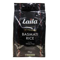 Laila Xtra Long Basmati Rice 5KG