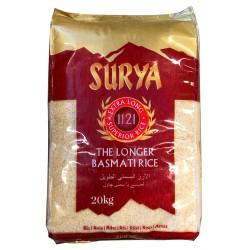 Surya Extra Long Basmati Rice (20Kg)