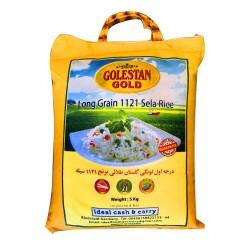Golestan Gold Long Grain Sella Rice 5KG