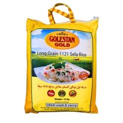 Golestan Gold Long Grain Sella Rice 10KG