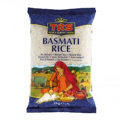 TRS Basmati Rice 2kg