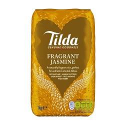 Tilda Fragrant Jasmine Rice 1Kg