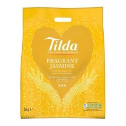 Tilda Fragrant Jasmine Rice 5Kg