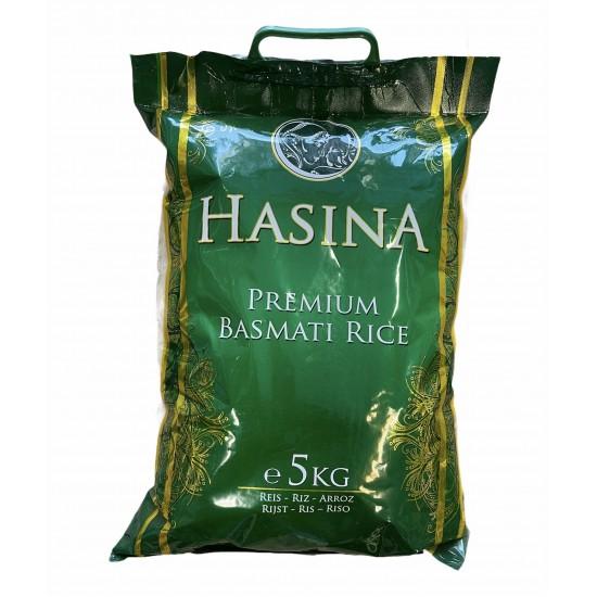 Hasina Basmati Rice (5Kg)