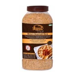 Jazaa Brown Basmati Rice 1.5KG