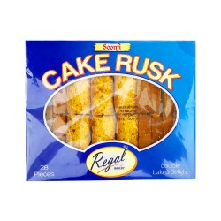 Regal Cake Rusk 28 PCS