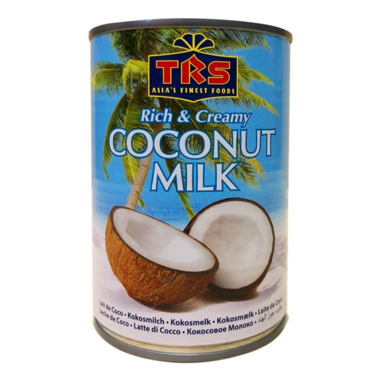 TRS Coconut Milk (Rich and Creamy) 400ML