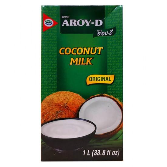 Aroy-D Coconut Milk 1L