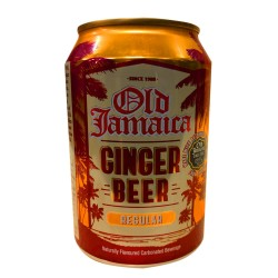 Old Jamaica Ginger Beer (non alcohol) (330ML)