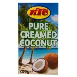 KTC Pure Creamed Coconut (Coconut Butter) 200G