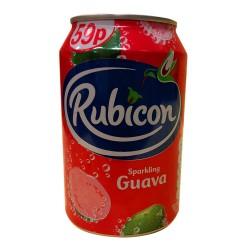 Rubicon Guava Sparkling Juice (330ML)