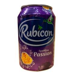 Rubicon Passion Sparkling Juice (330ML)