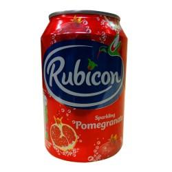 Rubicon Pomegranate Sparkling Juice (330ML)
