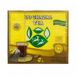 DO GHAZAL TEA, BLACK CEYLON TEA WITH CARDAMONE 100 BAGS